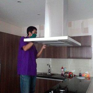 jasa bersih rumah atau home cleaning di bandung