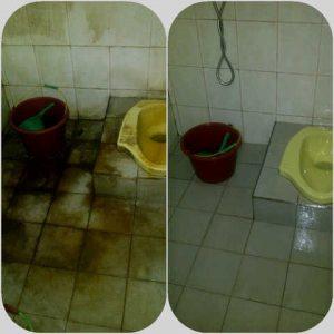 salon toilet bandung
