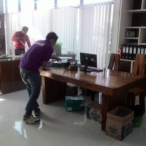 commercial contract cleaning di bandung