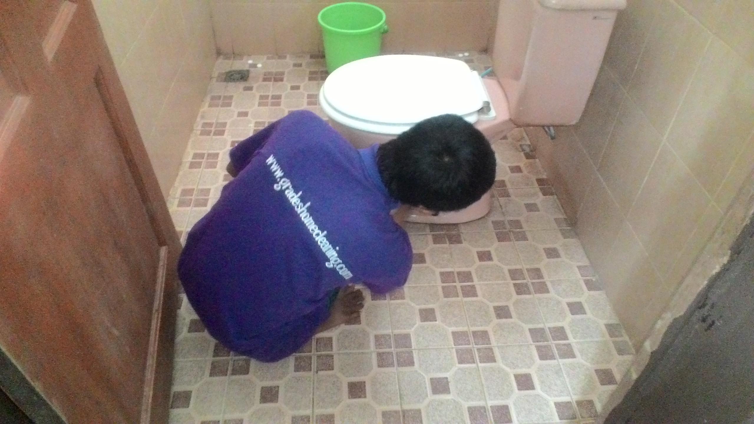 jasa bersih - salon toilet bandung