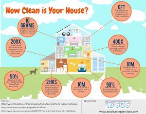 alasan mengapa rumah harus di bersihkan secara rutin